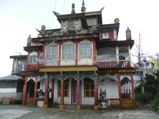 Aloobari Gompa Monastery