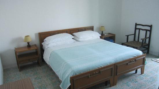 Villa Nettuno: bed