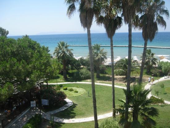 Atlantique Holiday Club: vue de la chambre