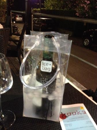 Kooka: vino in busta