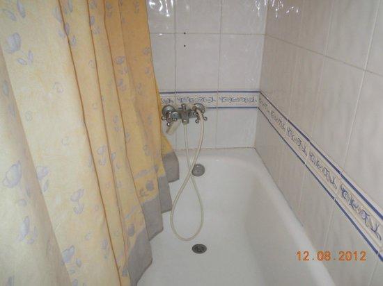 Majestic Hotel : Shower
