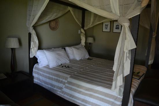 Mjejane River Lodge: Chambre
