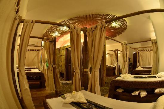 Spa Aurori: Interior Spa Sairee Centre
