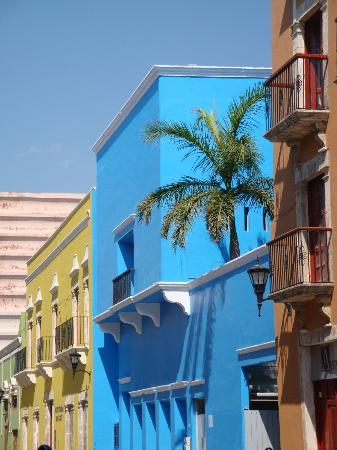 Ocean View Hotel: Centre historique