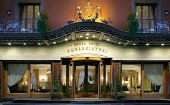Grand Hotel Ambasciatori: paradise