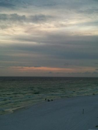 Destin Gulfgate: from the balcony