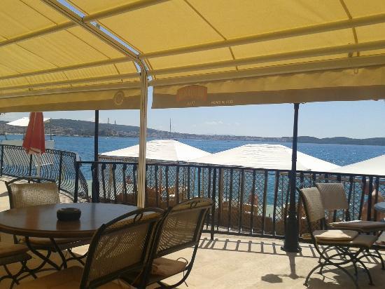 Hotel Jadran : Ресторан / пиццерия