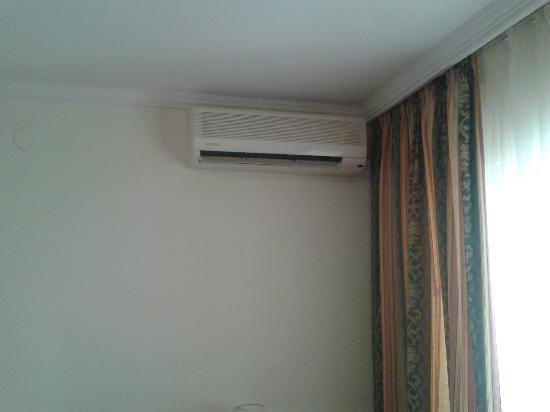 Hotel Jadran : кондиционер