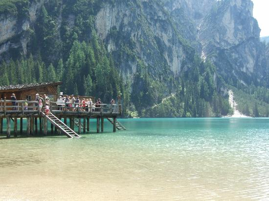 lago di braies prags - photo #25