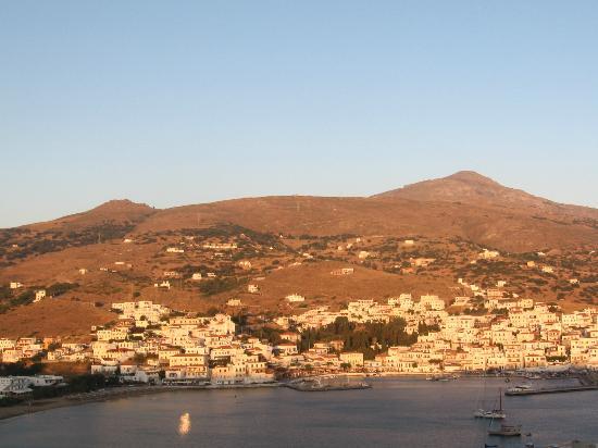 Mare Vista Hotel - Epaminondas: ηλιοβασιλεμα