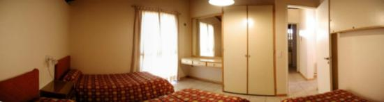 Cabanas Andinas: Dormitorio Camas Twin