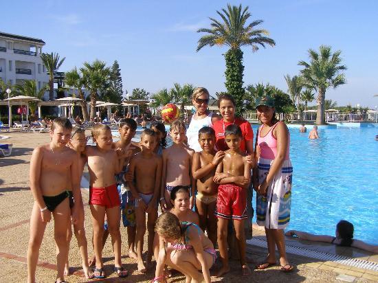 El Mouradi Palm Marina: Mini club