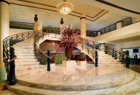 Staoueli, Algerien: Hotel Lobby