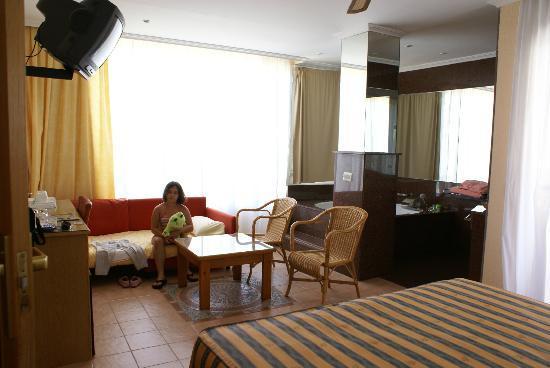 Playasol Spa Hotel: la suite regalada