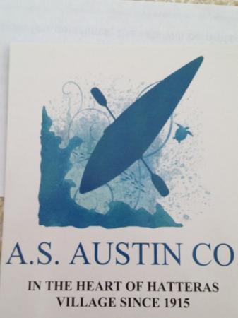 A.S Austin Co.: 5 stars in service!!!
