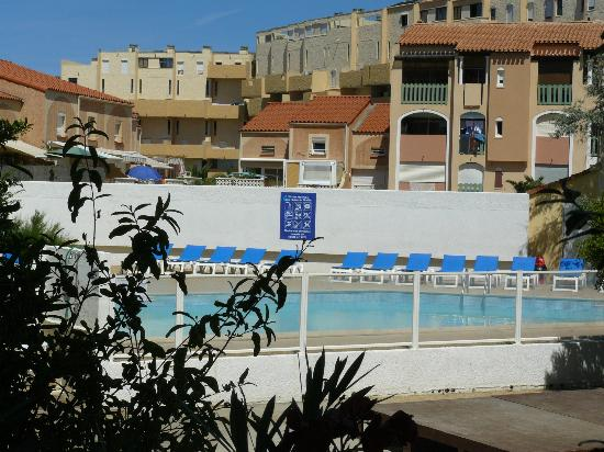 Residence Le Grand Bleu : piscine