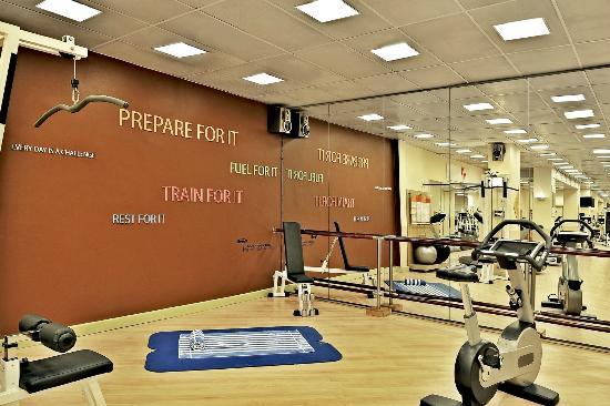 Staoueli, Argelia: The Sheraton Fitness by Core Performance