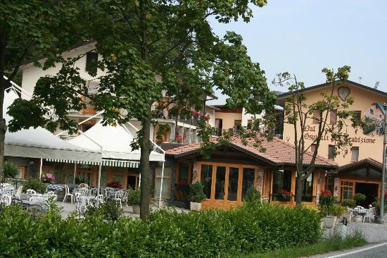 Roccaforte Mondovi, Italy: Panoramica hotel