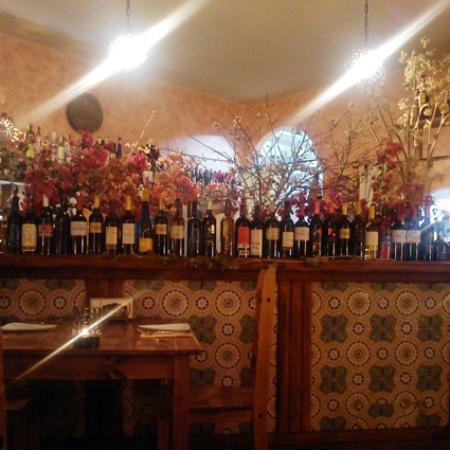 Tasca Tierras del sur, good local wines