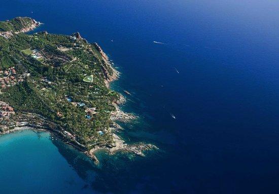 vista aerea picture of arbatax park resort telis arbatax rh tripadvisor com