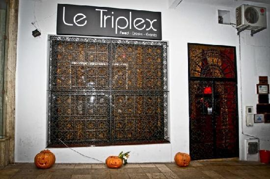 Le Triplex