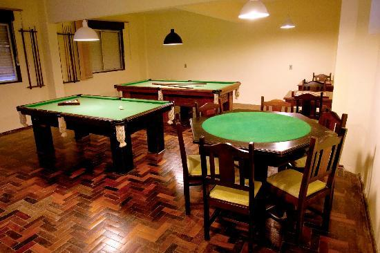 Imperatriz Hotel: Snooker and Games