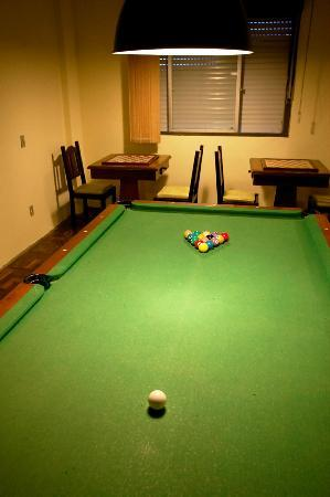 Imperatriz Hotel: Snooker
