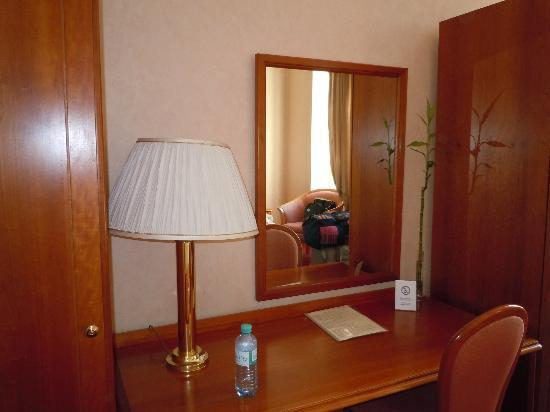 Pension Kraml: Our bedroom
