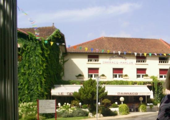 Hotel Restaurant Le Commerce : Amou, Hotel du Commerce