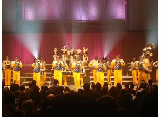 Adrienne Arsht Center for the Performing Arts of Miami-Dade County: drumline