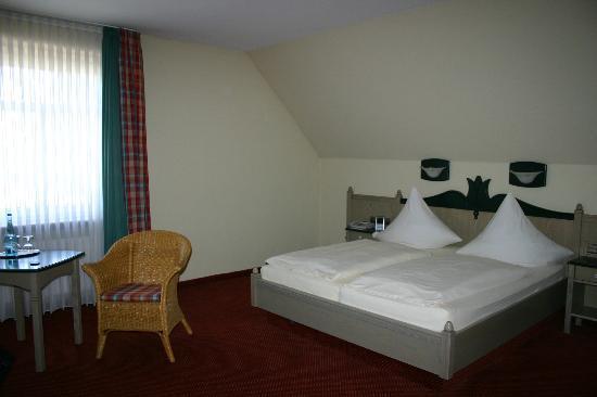 Landgasthaus Niermann: Spacious, clean rooms
