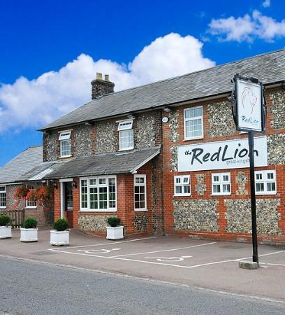 The Red Lion Great Kingshill