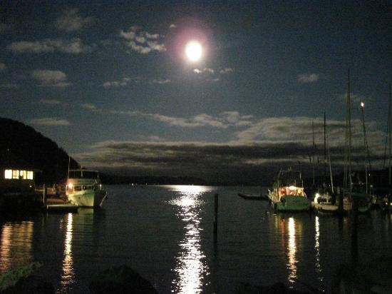 Orcas Suites at Rosario: Moonlit Bay