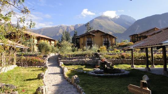 Inkallpa Valle Sagrado: Hotel Grounds