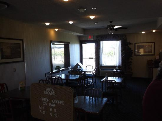 La Quinta Inn & Suites Dayton North - Tipp City: Dining Room