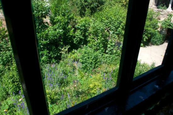 Restaurante Casa Armenio: janela
