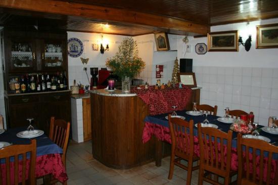 Restaurante Casa Armenio: sala prncipal 1