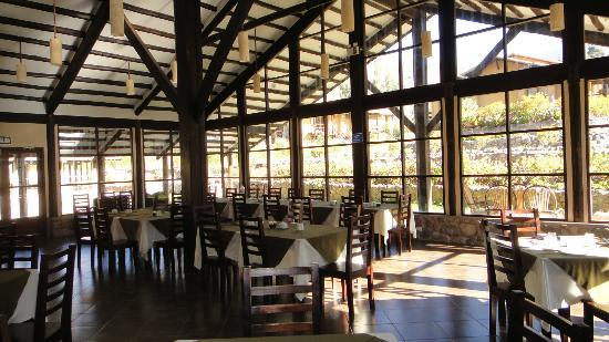 Inkallpa Valle Sagrado: restaurant