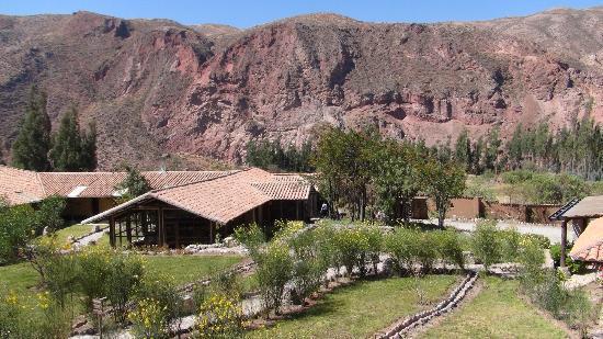 Inkallpa Valle Sagrado: Front gate