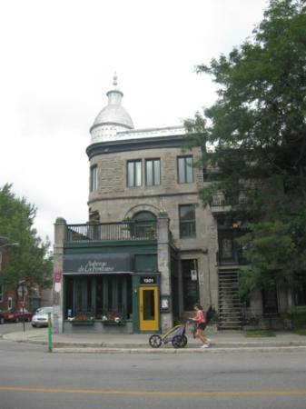 Auberge de La Fontaine: Auberge