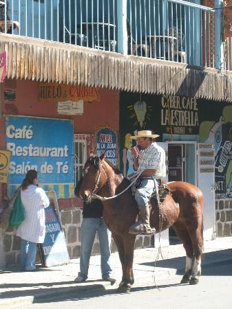 San Jose de Maipo, Чили: Caballero