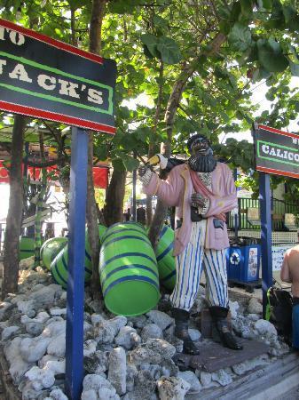 Calico Jack's Bar & Grill: Calico Jacks - beautiful