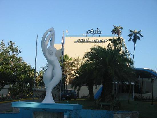 Gran Caribe Club Atlantico : Entrada del Hotel
