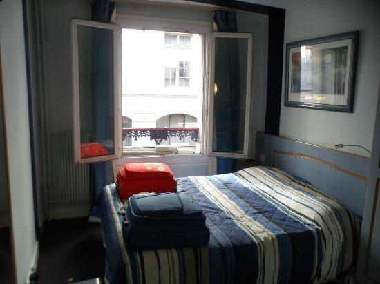 Hotel de Dieppe: camera numero 12