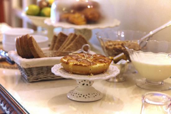 Relais Ca' Maffio breakfast