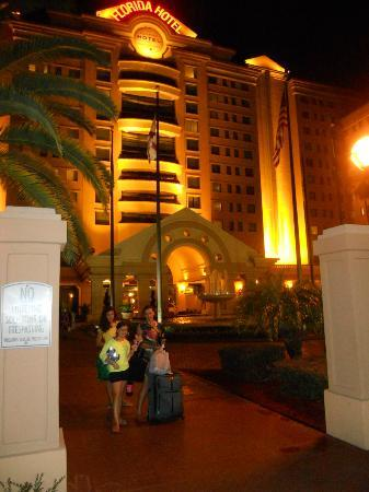 The Florida Hotel and Conference Center: Externa