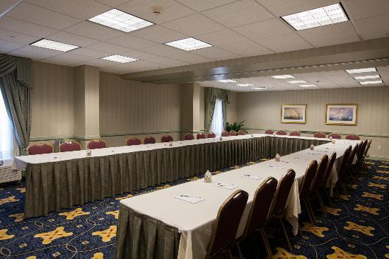 Hampton Inn & Suites Newport/Middletown: Meeting Room