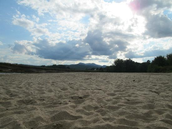 Eastern Slope Camping Area: View from Beach # 2