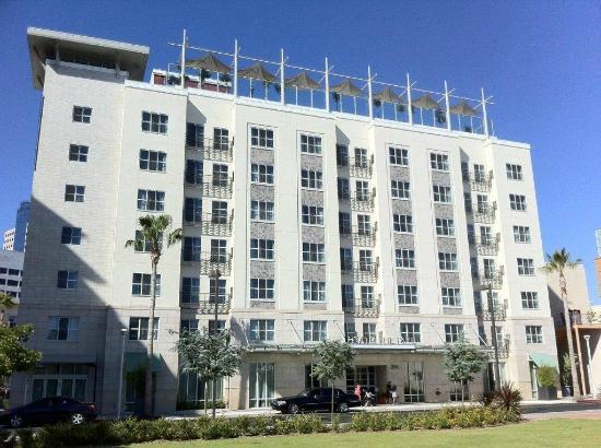 Hyatt Pike Hotel In Long Beach