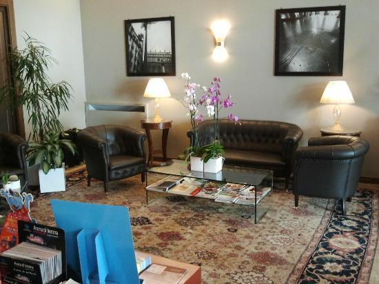 Giulietta e Romeo Hotel: Lobby - sala di attesa
